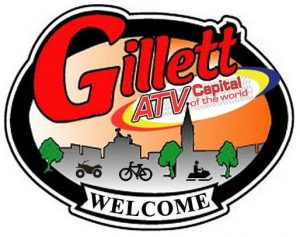 Gillett ATV Capital along Highway 22