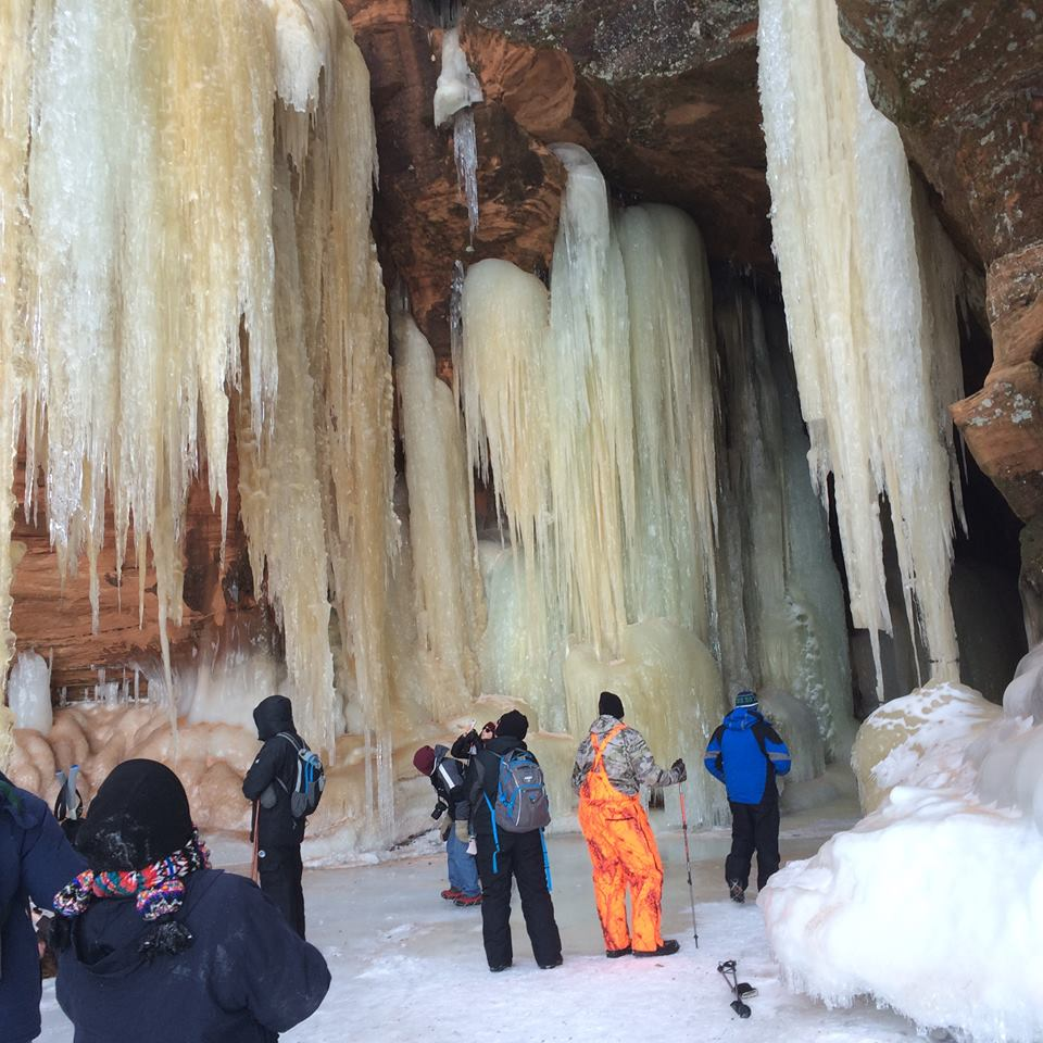 Ice Caves Update: Not yet…