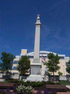 Janesville Statue