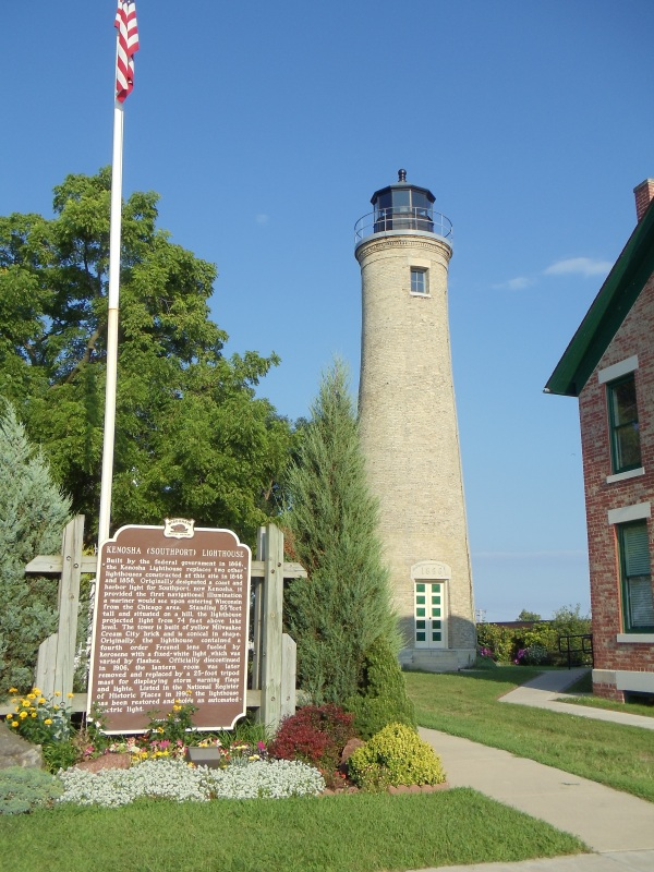 Southport Lighthouse, Kenosha