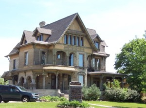 Lovejoy Mansion