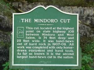 Mindoro Cut Marker