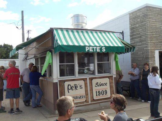 Pete's Burger Stand, Prairie du Chien