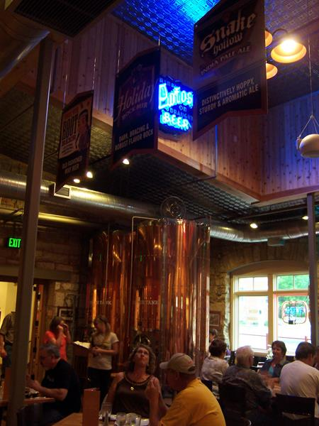 Potosi Brewing Company restaurant