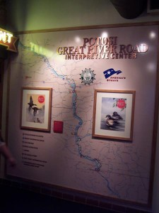 Great River Road Interpretative Center at Potosi Brewing Company
