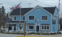Shipwrecked Brewpub in Egg Harbor.