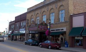 Temple Theater in Viroqua