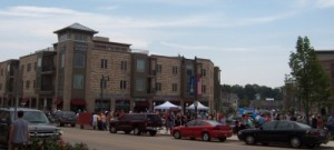 Downtown Sun Prairie During Sweet Corn Festival