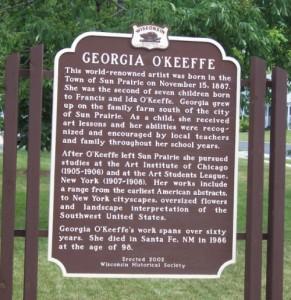 Georgia O'Keeffe's Birthplace