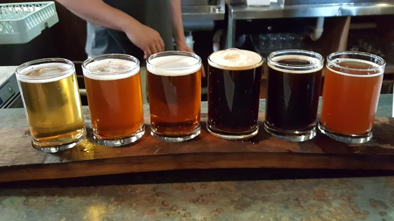 Central Waters sampler