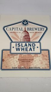 Capital Brewery Island Wheat