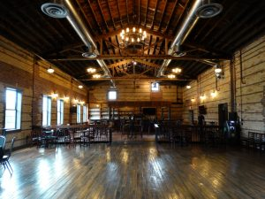 Northwoods Brew Pub, 2nd floor