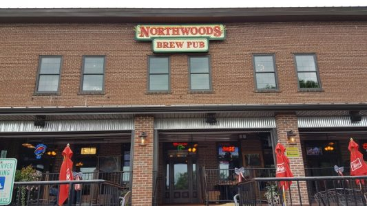 Northwoods Brew Pub, Osseo