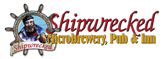 Shipwrecked Brewpub logo