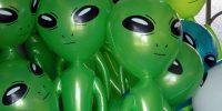 Sputnik Fest aliens
