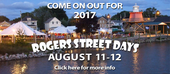 Rogers Street Days, Two Rivers