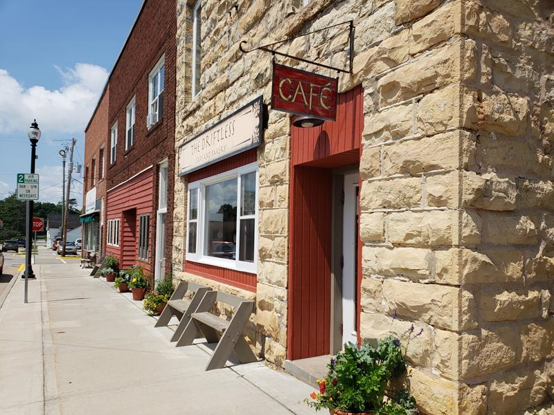 Driftless Cafe, Viroqua