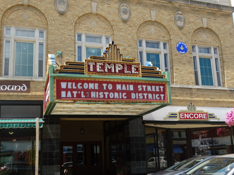 Temple Theatre, Viroqua