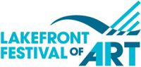 Milwaukee Lakefront Festival of Art logo