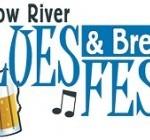 Willow River Blues & Brews Fest Logo