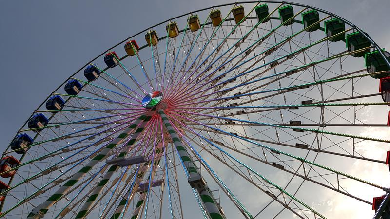 Wisconsin Weekend: State Fair wheel