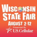Wisconsin State Fair 2018, with dates