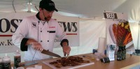 Taste of Wisconsin cooking demo