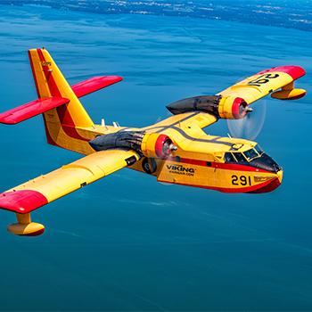 EAA AirVenture Aerial Firefighting
