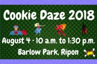 Wisconsin Weekend: Cookie Daze in Ripon