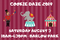Ripon Cookie Daze, August 3, 2019