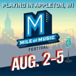 Mile of Music, Appleton