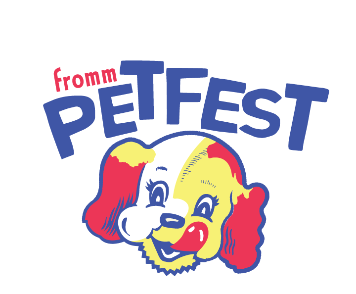 Fromm Petfest logo