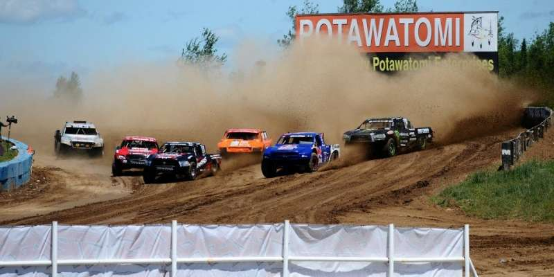 World Championship Off-Road Races at Crandon International Raceway
