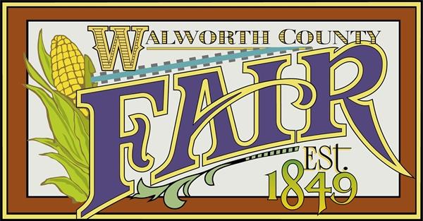 Walworth County Fair logo