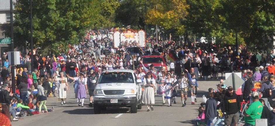 La Crosse Oktoberfest Parade