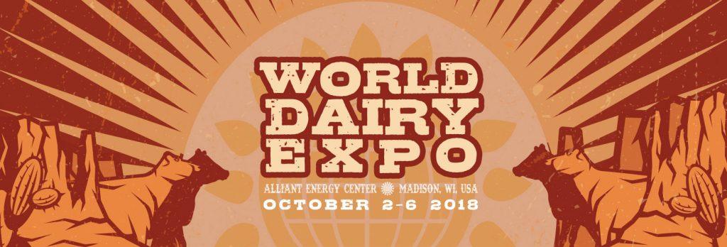 World Dairy Expo 2018, Madison