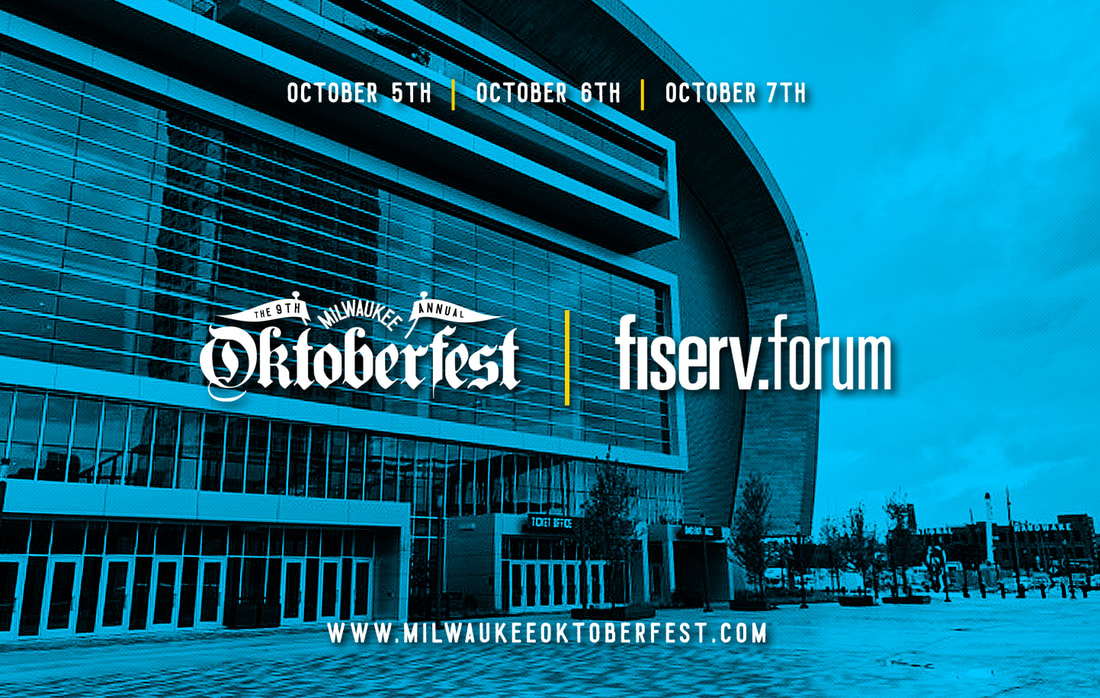 Milwaukee Oktoberfest 2018 at the Fiserv Forum