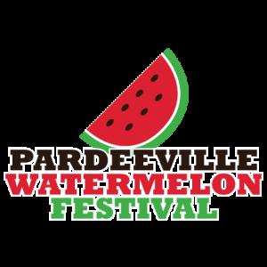 Pardeeville Watermelon Festival logo