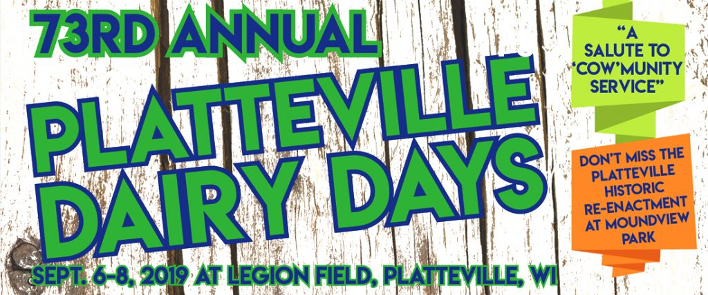 Wisconsin Weekend: Platteville Dairy Days celebration