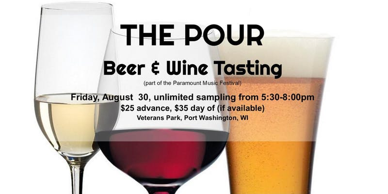Paramount Music Festival event: The Pour
