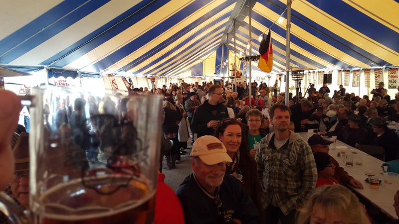 Sheboygan Oktoberfest Tent