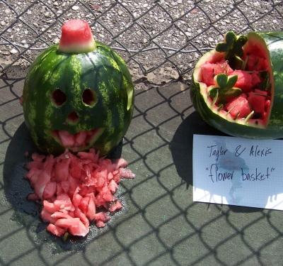 Pardeeville Watermelon Festival um... art