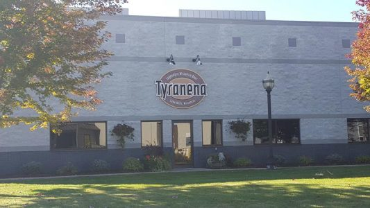 Tyranena Brewing Company in Lake Mills