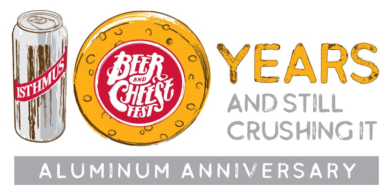 10th Annual Isthmus Beer & Cheese Fest logo