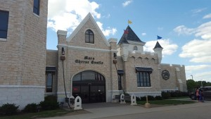 Mars Cheese Castle in Kenosha, along I-41/94 and Highway 142.