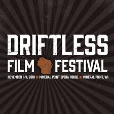 Mineral Point's Driftless Film Festival logo