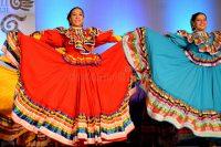 Holiday Folk Fair International dancers