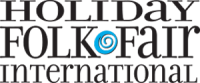 Holiday Folk Fair International logo