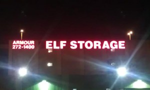 Elf Storage at Armour Self Storage in Milwaukee