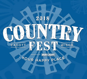 Country Fest 2018, Cadott